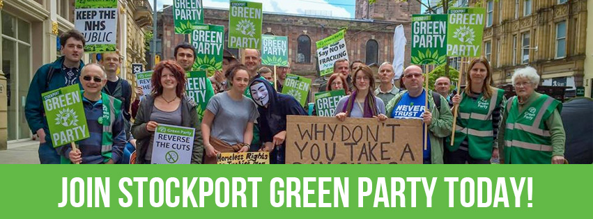 Join Stockport Green Party