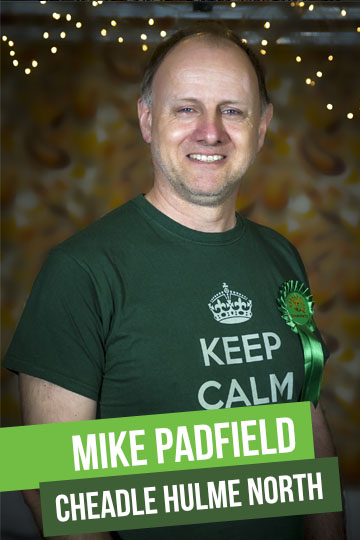Mike Padfield